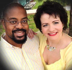 CJ and Sarah