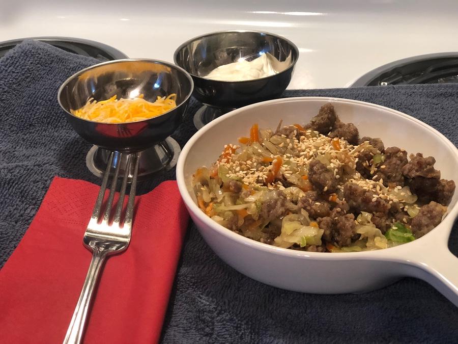 Delicious easy keto recipe