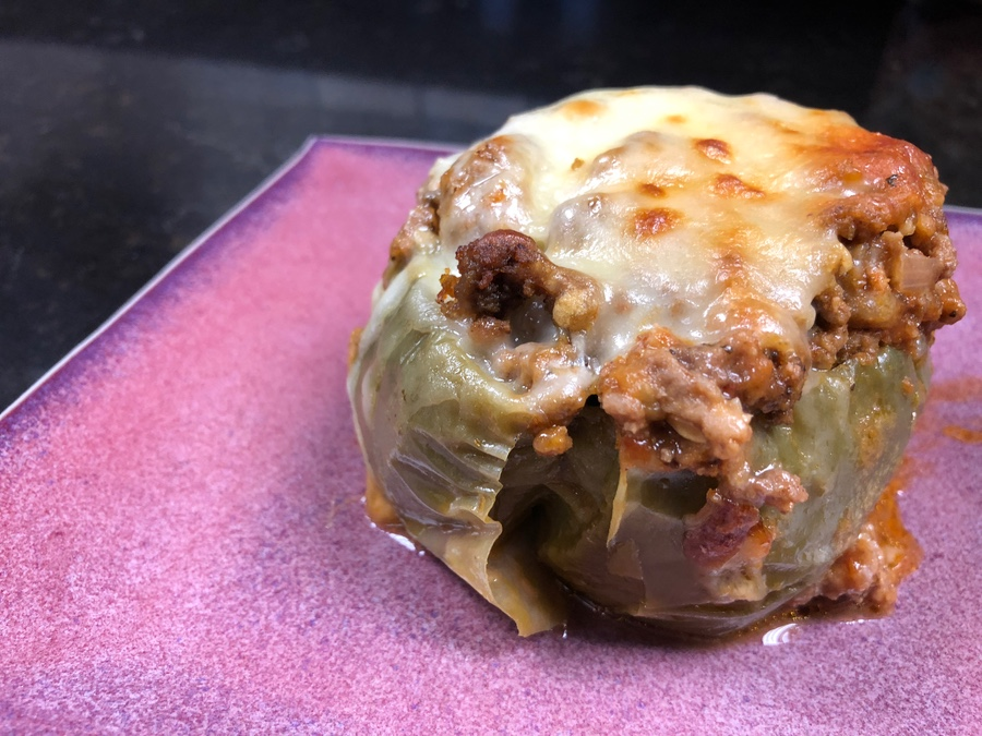 Delicious Keto Stuffed Peppers
