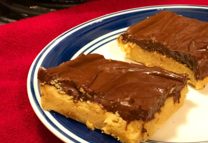 Sugar-free Low Carb Peanut Butter Candy
