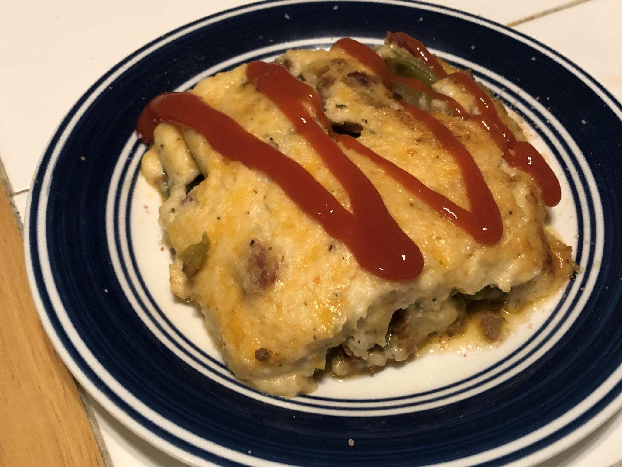 Delicious Keto Shepherds Pie