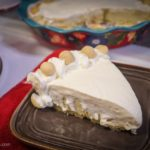 Keto Macadamia Nut Cream PIe