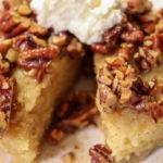 Keto Low Carb Pecan Pie Mug Cake