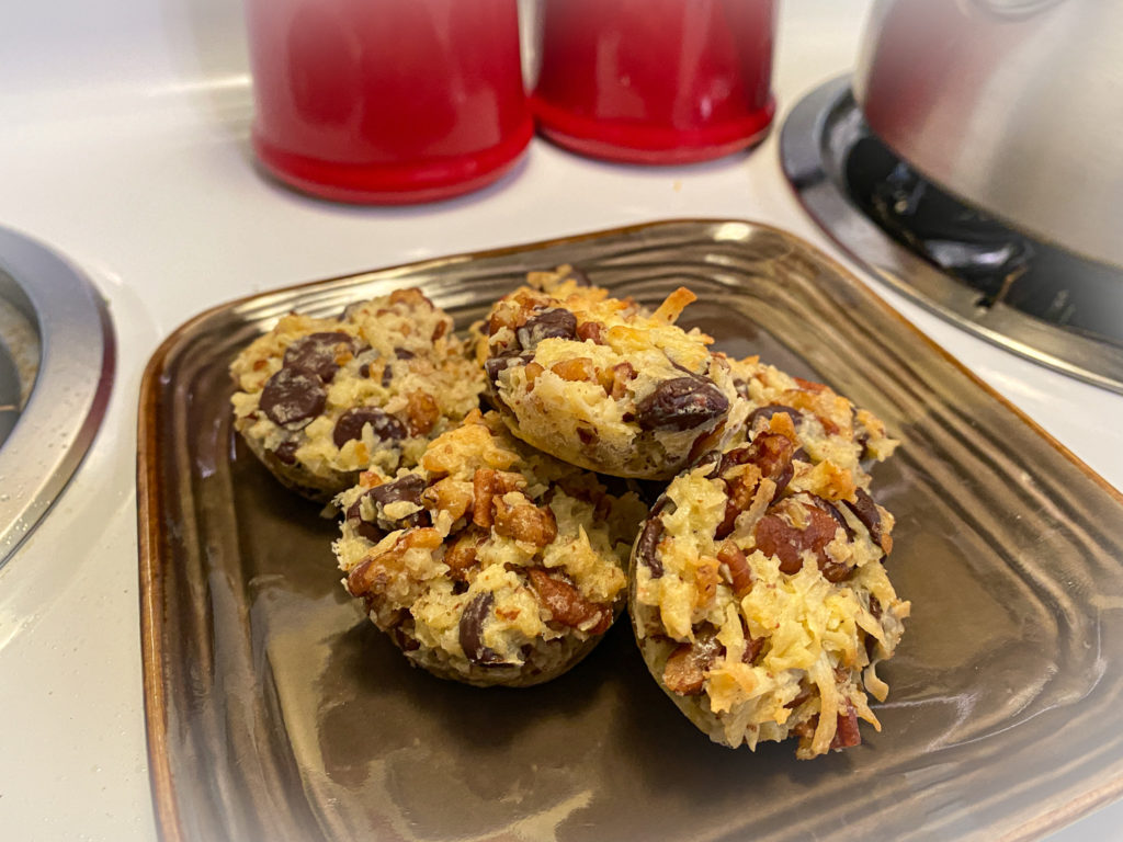 Keto Magic Cookies