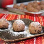 Keto Chocolate Peanut Butter Cheesecake Balls