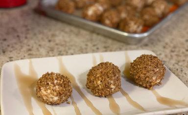 Keto Maple Pecan Bonbon's