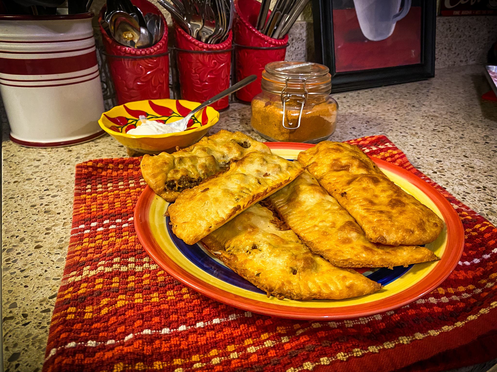 Keto Beef Empanadas – Pockets of Joy