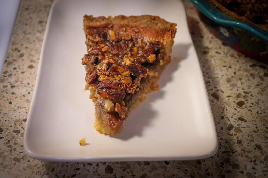 Keto Pecan Pie - Unbelievably Good