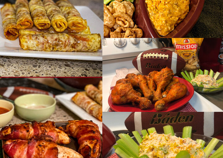 Top 5 Keto Super Bowl snacks