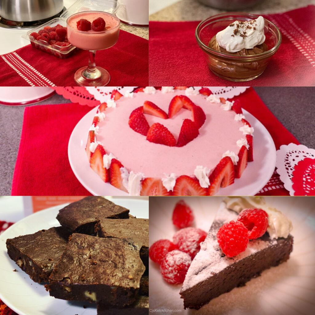 Valentine's Day Recipe Ideas