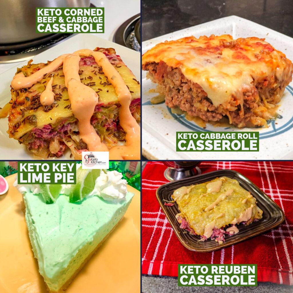 Lucky St Patrick Day Recipes