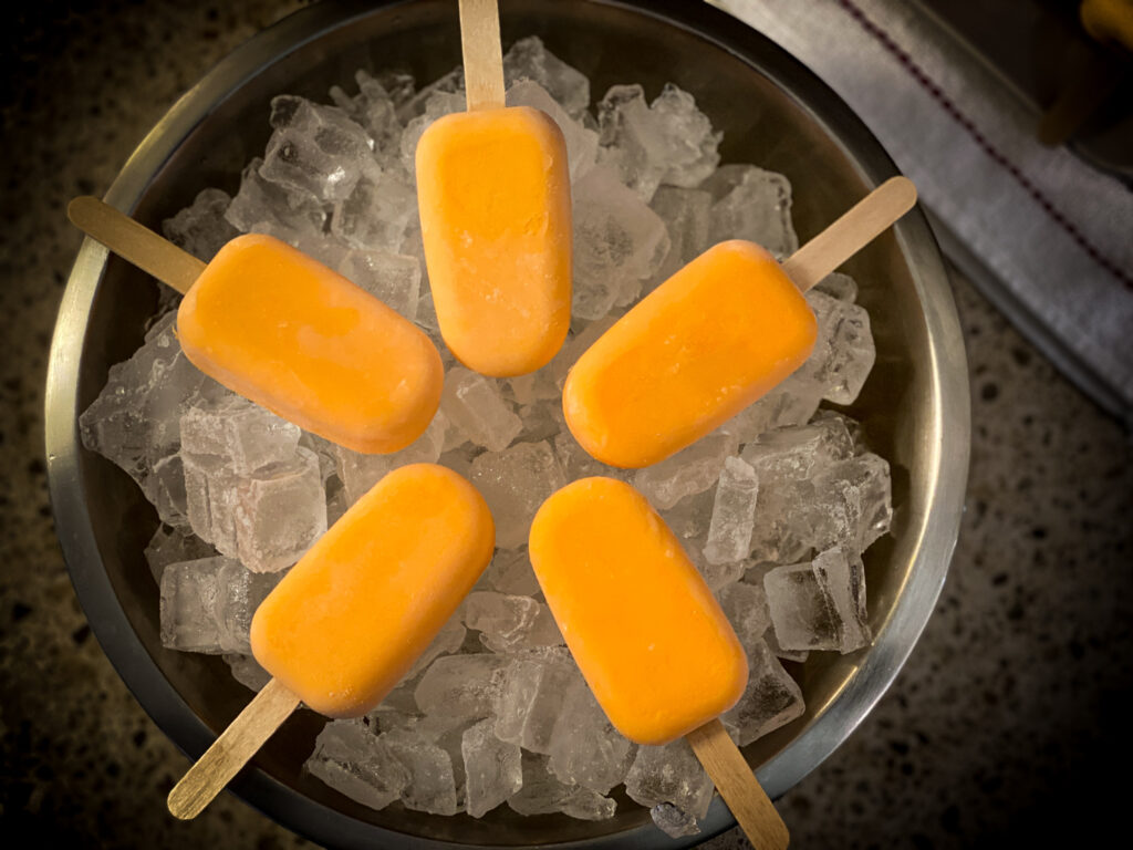 keto orange creamsicle